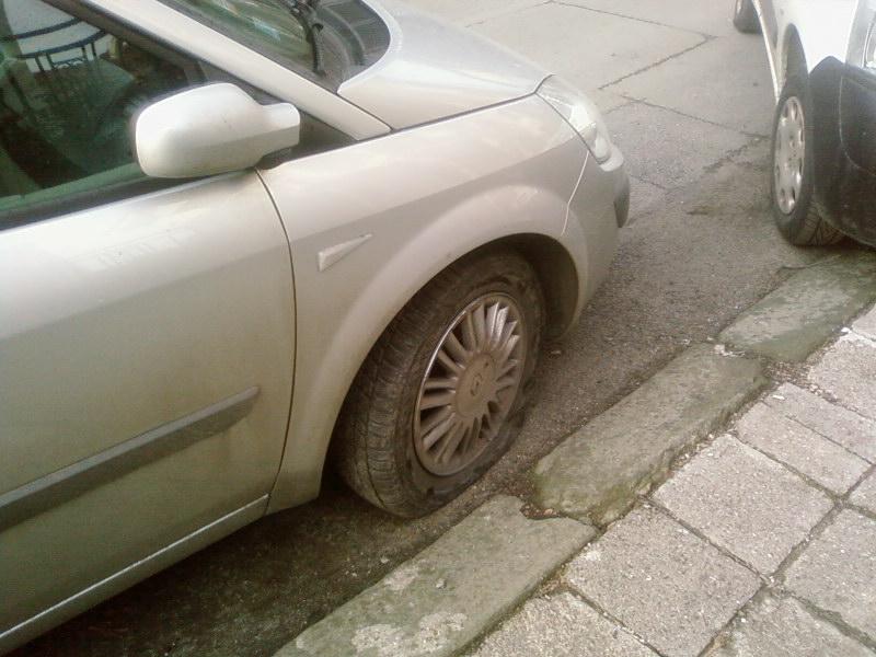Нарязани гуми