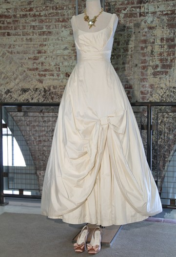 Tidbits on weddings by destination planner designer for Anthropologie beholden wedding dress