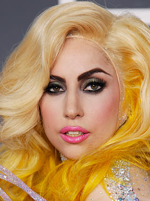 lady gaga january 2011. Lady gaga was considered the