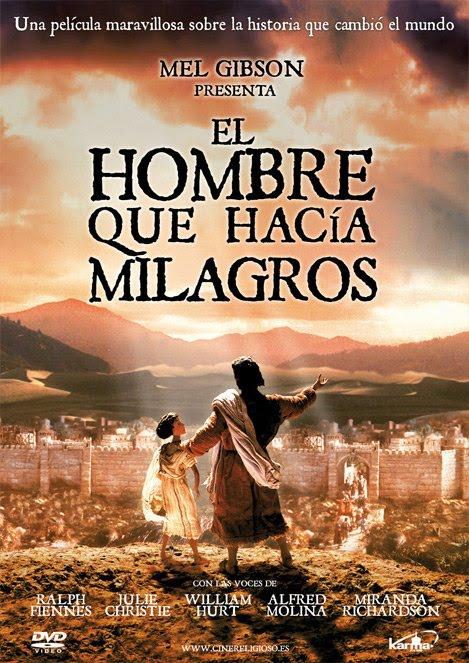 EL HOMBRE QUE HACIA MILAGROS ~ Películas Religiosas