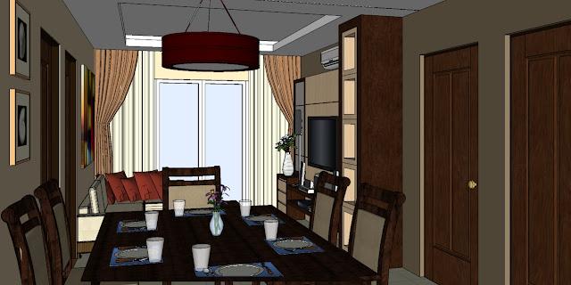 Interior Design For Service Apartment