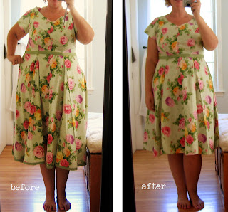 Self-Stitched September Day 13 – another semi-sewing-flop upgraded