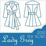 The Lady Grey Sewalong! Fabric choosen