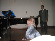SHANTY EN RECITAL ROMANCES, MOSAICO CULTURAL