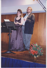 RECITAL EN INTERNACIONES, 1997