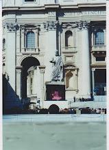 Papa en el Vaticano
