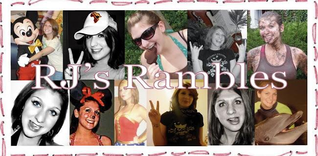 RJs Rambles