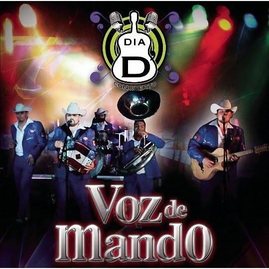 Voz De Mando. Titulo*: VOZ DE MANDO - DIA DE