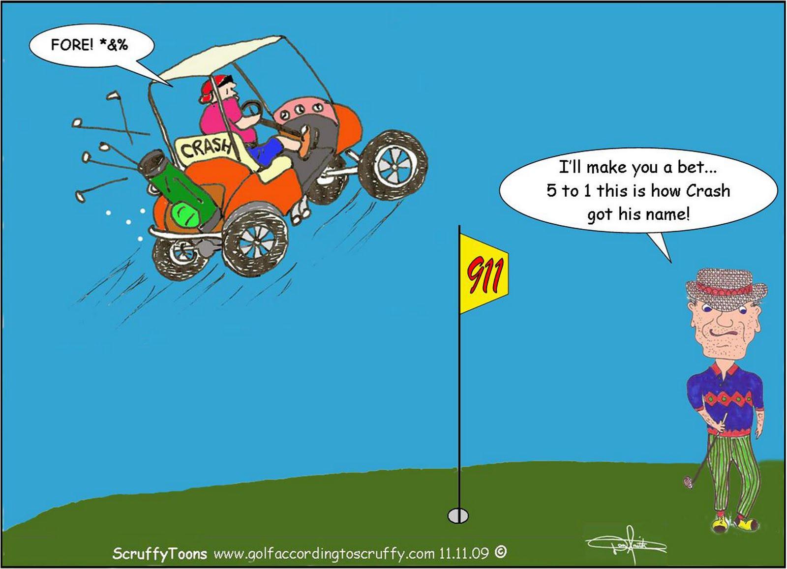 Scruffy S Word Crash Featured In Cartoon