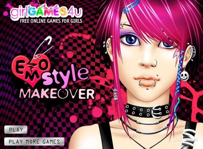 emo makeup games. play makeup games.