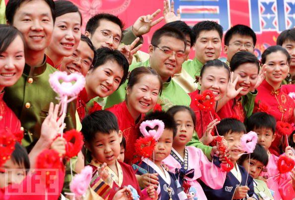 Ethnic Groups In Korea 82