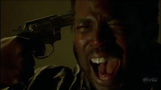 Майкл пытается покончить жизнь самоубийством - LOST 4 сезон 8 серия