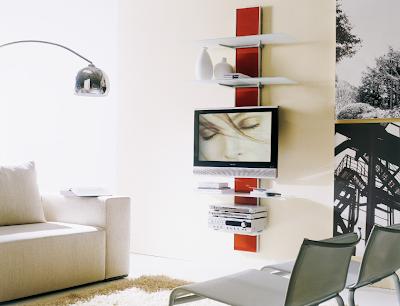 Baires deco design dise o de interiores arquitectura - Como decorar una columna en el salon ...