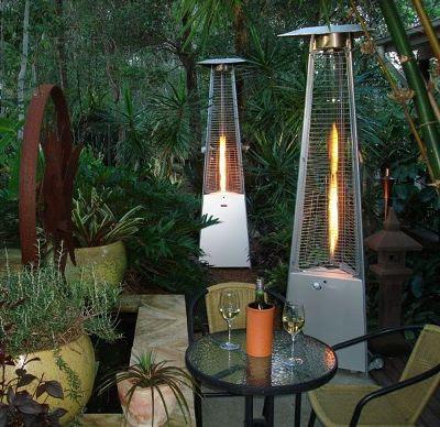 Baires deco design dise o de interiores arquitectura for Calentadores para jardin tipo hongo