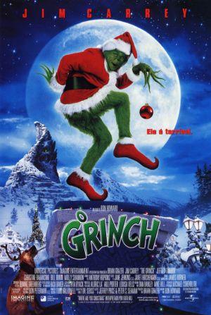 Filme Poster O Grinch DVDRip Dublado