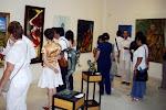 HOMENAJE DIA INTERNACIONAL DE LA MUJER EXPOSICION MACH 2007