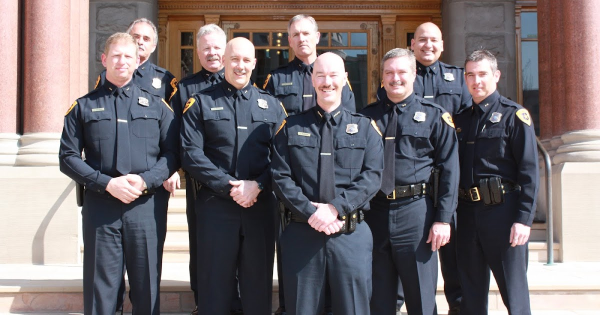slcpd new deputy chiefs formally recognized. Black Bedroom Furniture Sets. Home Design Ideas