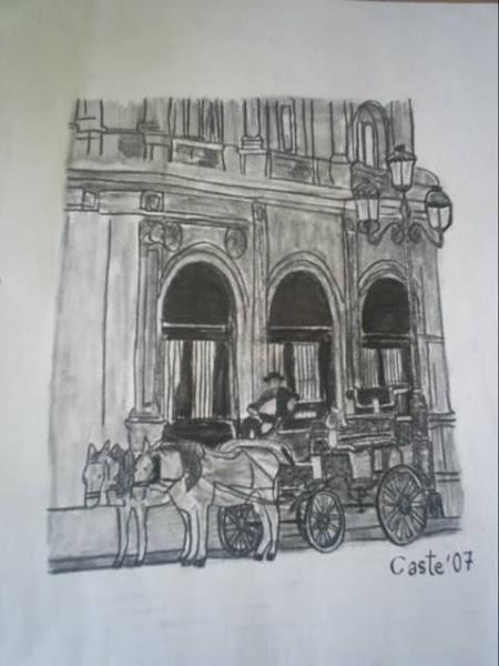 Cochero de Sevilla