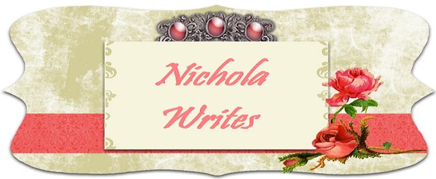 Nichola Writes.. óx