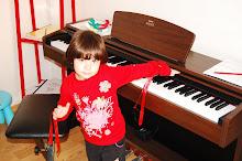Yardımcı Piyano Dersi