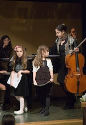 viyolonsel dersi - piyano dersi