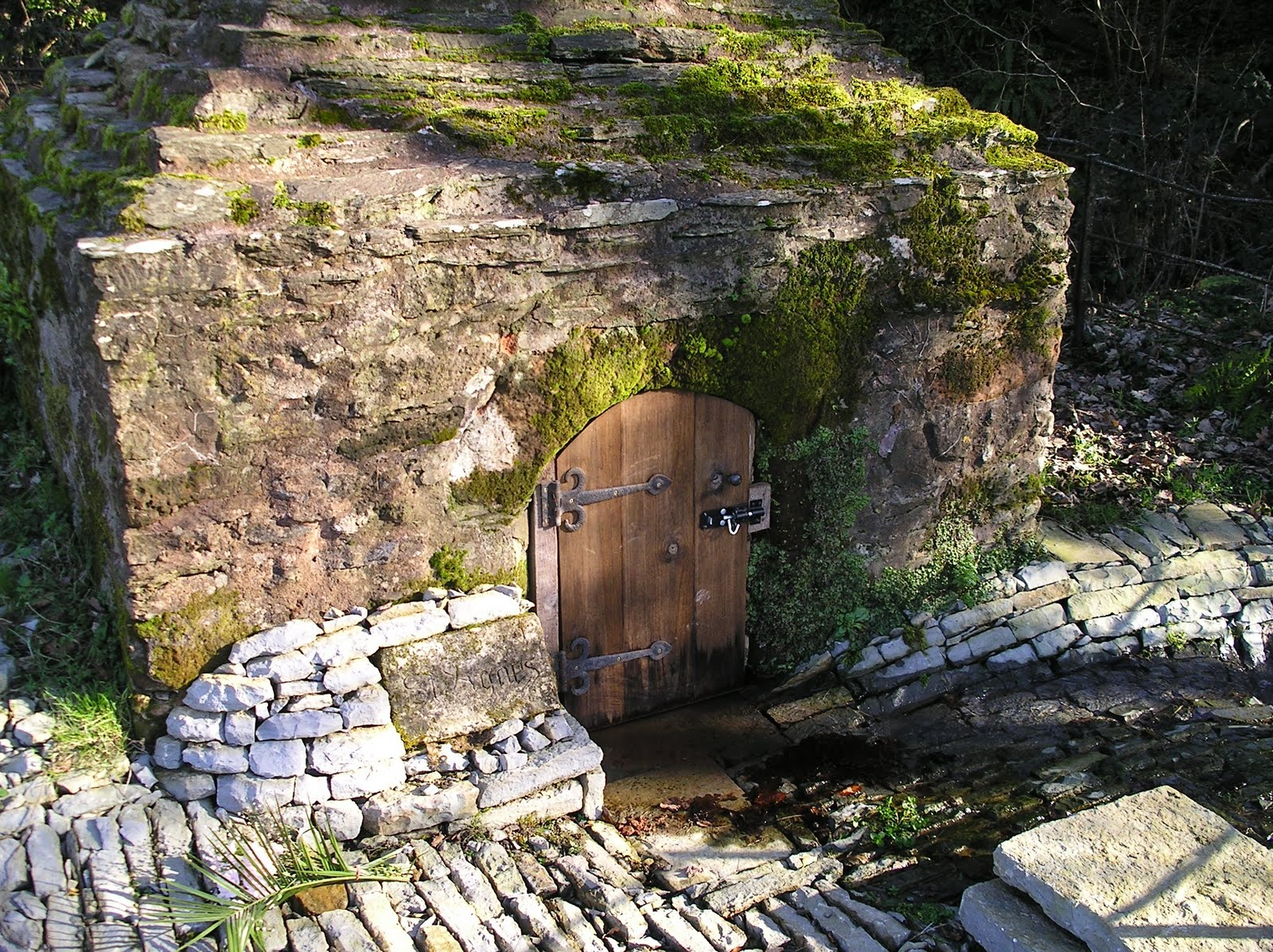 St Agnes Holy Well