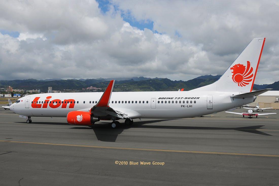 Lion Air's PK-LHI