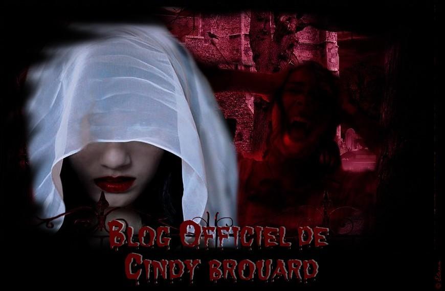 Blog auteur de Cindy Brouard