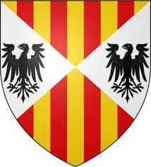 1 Tarí 1622. Felipe IV. Nápoles. Dedicado a Lanzarote Escudo%2Bde%2Bsicilia
