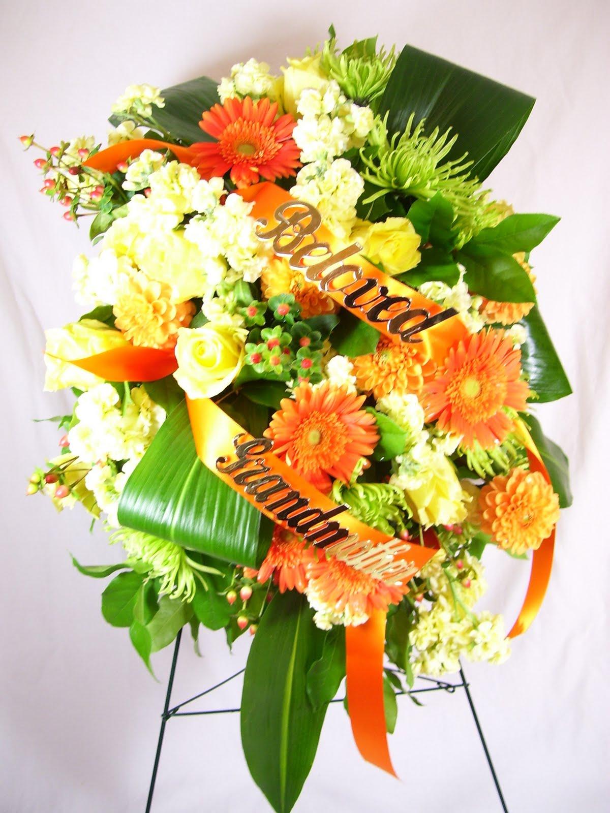 Funeral Flowers Beautiful Flowers