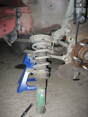 Skyline Coil Over Suspension Shocks