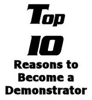 Top 10 Reasons....