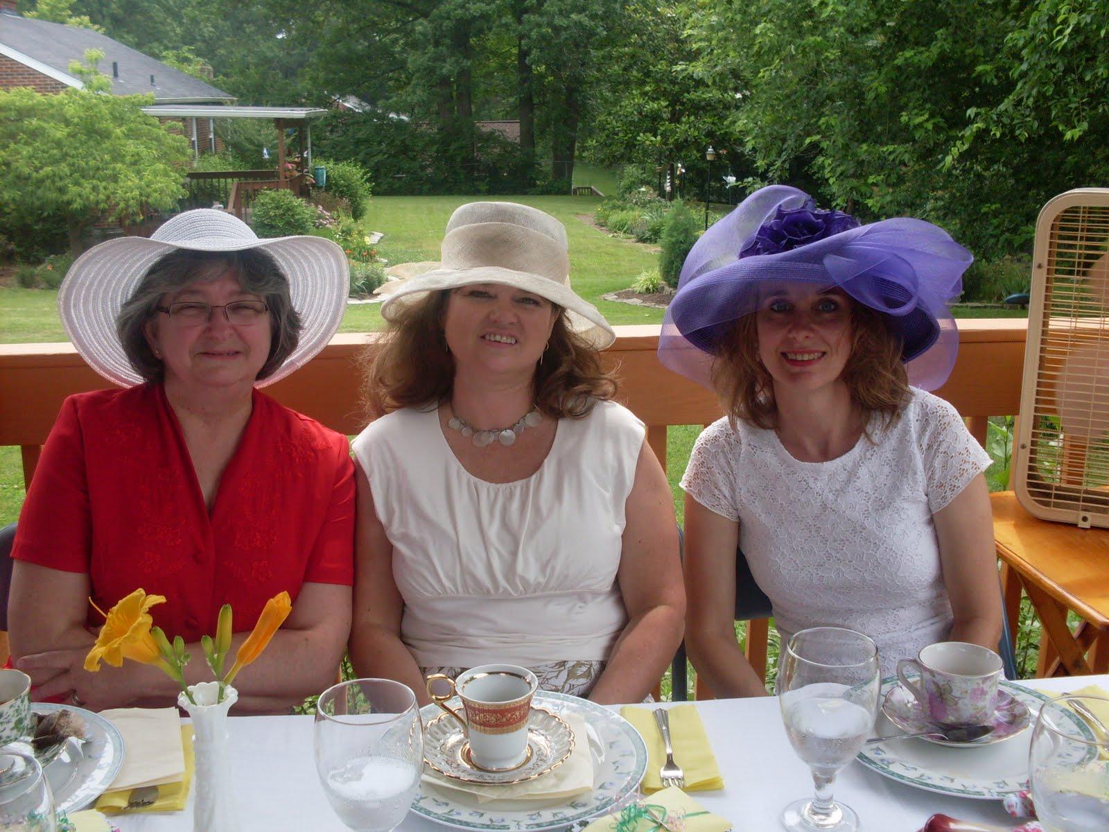 Ladies Summer Tea Party