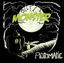 "Monster - The Automatic (7"" Vinyl) (B-Unique/Polydor Records) (2006)"