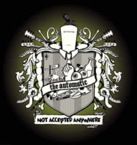 Not accepted anywhere - The Automatic (Album release) - (B-Unique/Polydor) (2006)