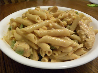 Neely Ward Recipes: Velveeta Cheese Chicken Pasta