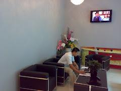 Guesting corner