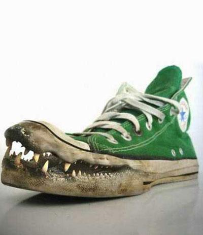 Creative Or Fun Custom Funny Shoes