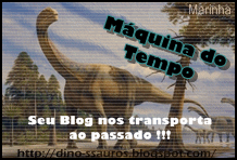 Dcima segunda premiao ao Blog Dino World