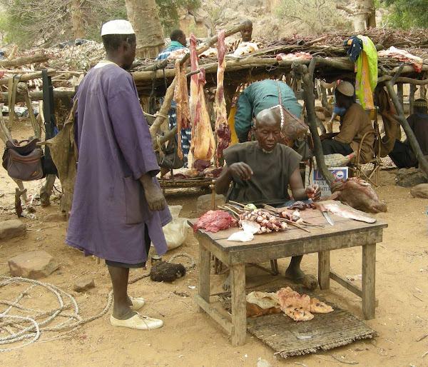 Dogon Market