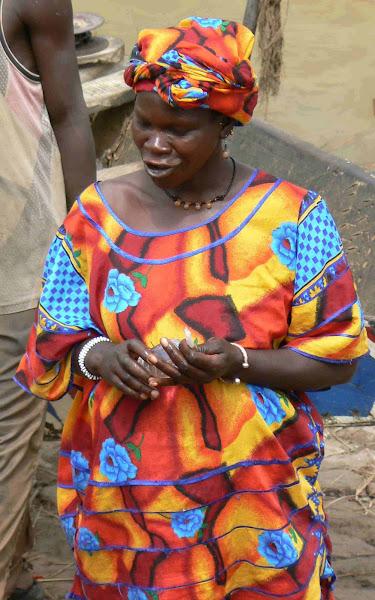 Malian Woman