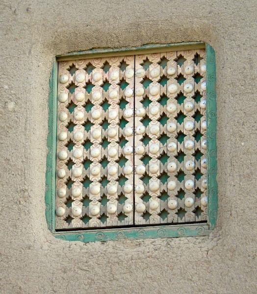 Window in Djenne