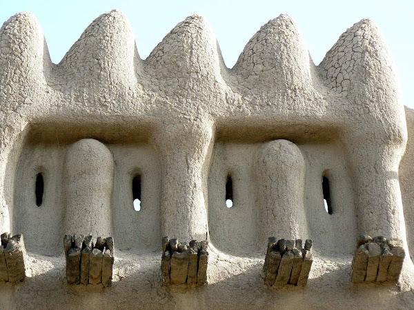 Mud Architecture, Djenne