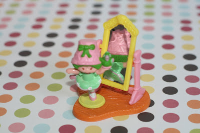 Complete Strawberry Shortcake Lime Chiffon Deluxe Miniature $4