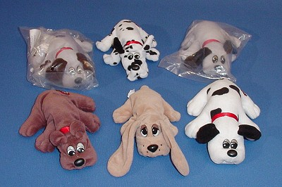 Pound Puppies on The 80 S Toy Ark  What I M Not Going To Collect