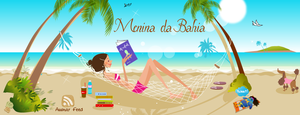 Menina da Bahia