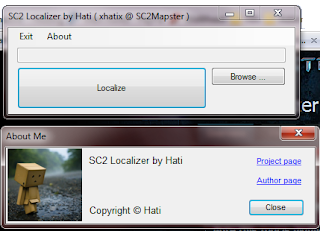 SC2 Localizer