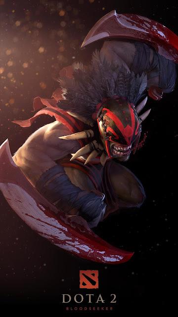 Dota 2 Bloodseeker