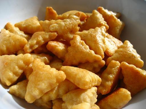 Cheddar Crackers...