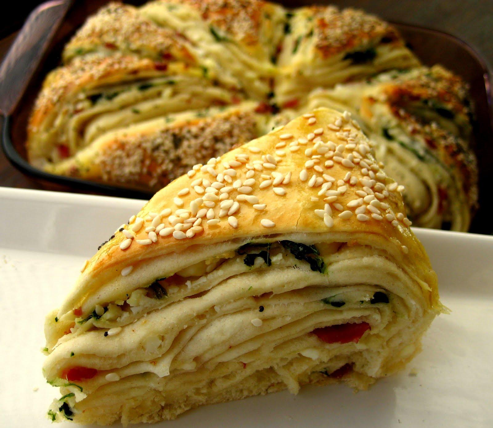 Borek Food Recipe